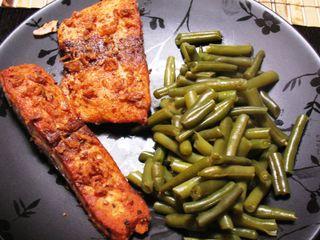 Salmonandbeans