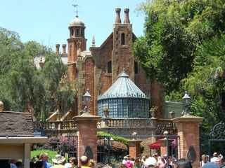 Haunted Mansion 1