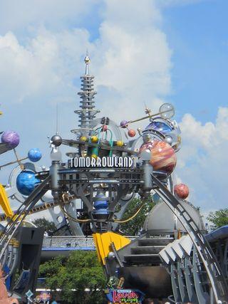Tomorrowland Closeup