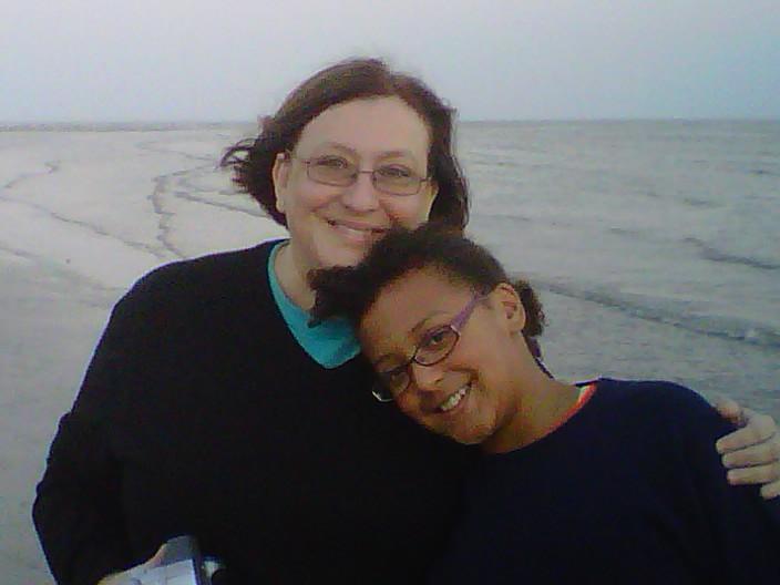 S & O on the beach