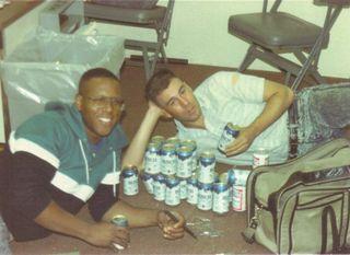 Johnson & Petrowski Marine Barracks 8th & I, 1988